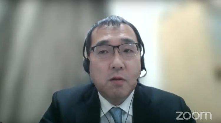 第31回肺がん医療向上委員会WEBセミナー大泉先生